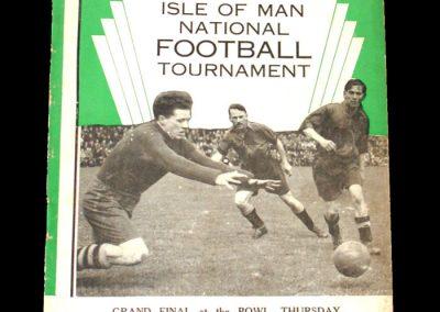 Isle of Man Tournament 9-4.06.1956