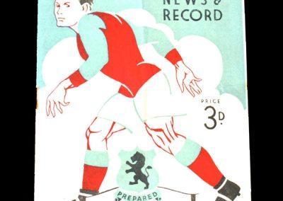 Middlesbrough v Aston Villa 07.05.1949