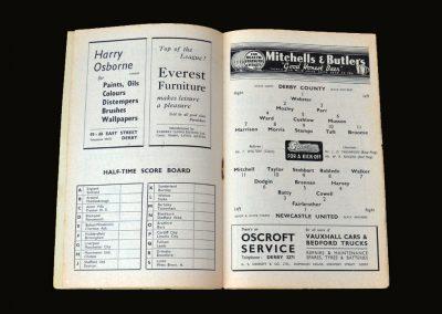 Newcastle v Derby 09.04.1949