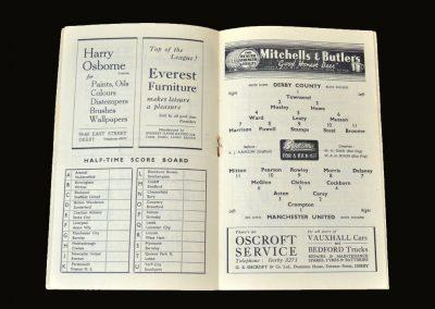 Derby v Man Utd 18.12.1948