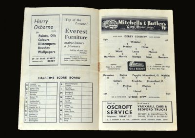 Derby v Stoke 07.05.1949