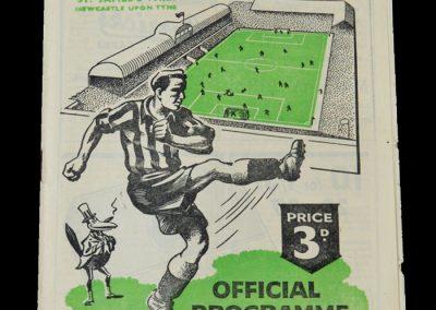 Man Utd v Newcastle 21.04.1951