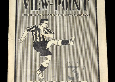 Viewpoint Supporters Mag 31.03.1951