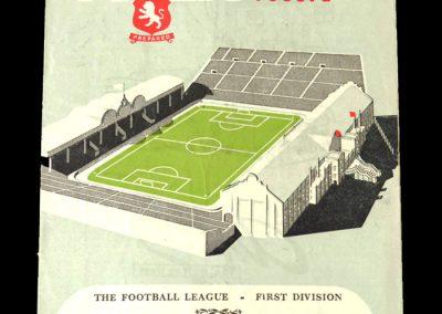 Aston Villa v Stoke 05.05.1951