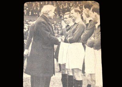 Scotland v England 28.03.1931 (press cuttings)