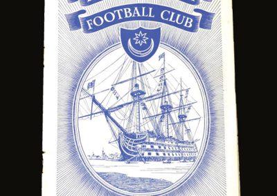 Man City v Portsmouth 11.10.1952