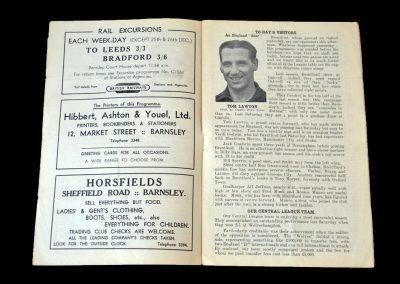 Brentford v Barnsley 26.12.1952