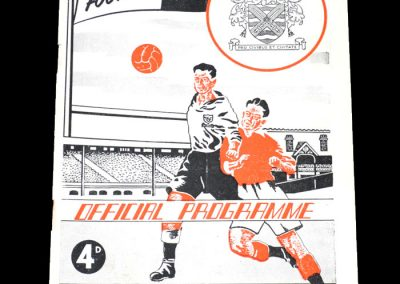Brentford v Fulham 28.03.1953