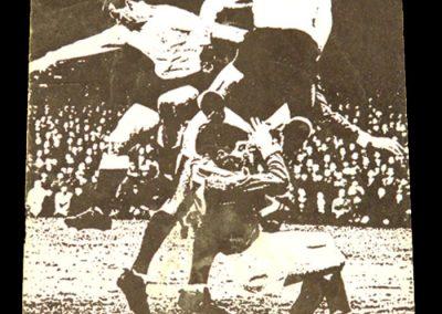 Fulham v Wolves 24.10.1964