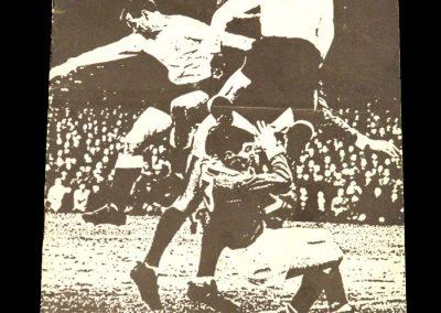 Fulham v Nottingham Forest 23.01.1965