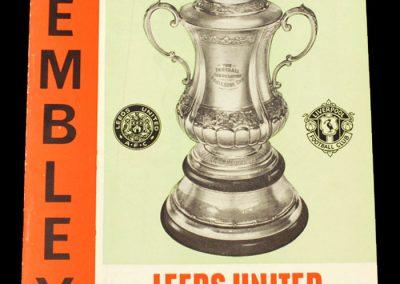 FA Cup Final | Liverpool v Leeds 01.05.1965