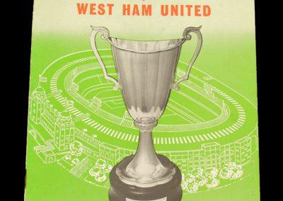 West Ham United v TSV Munchen 1860 | 19.05.1965 | European Cup Winners' Cup Final