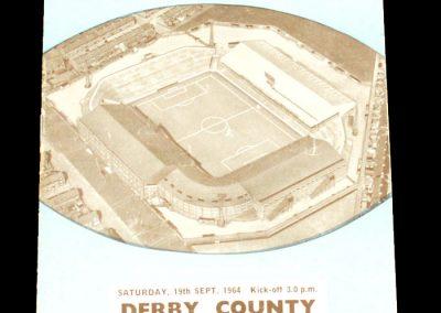 Derby County v Manchester City 19.09.1964