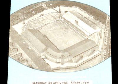 Manchester City v Plymouth Argyle 03.04.1965