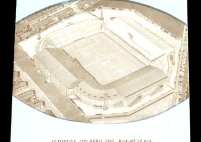 Manchester City v Coventry City 17.04.1965