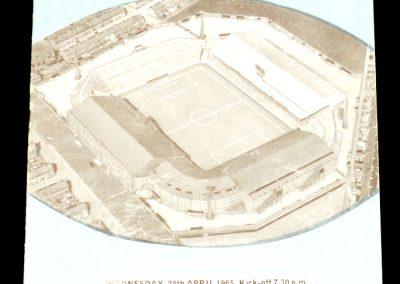 Manchester City v Charlton Athletic 28.04.1965
