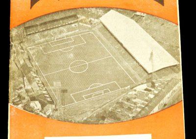Swansea City v Middlesbrough 28.09.1963