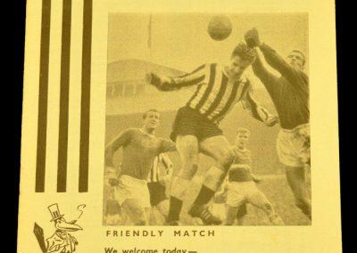 Newcastle United v Middlesbrough 25.01.1964