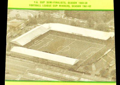 Norwich City v Middlesbrough 18.04.1964