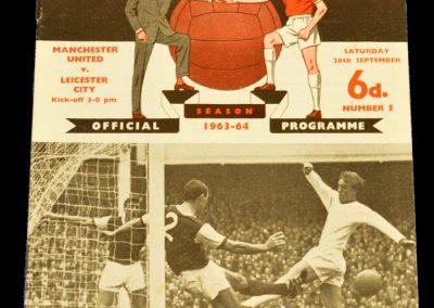 Leicester City v Manchester City 28.09.1963