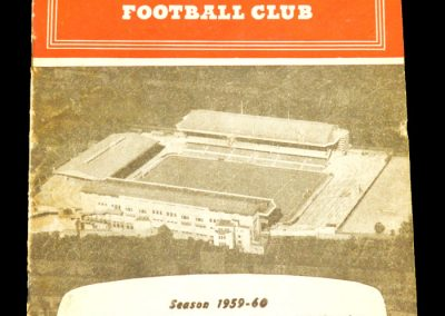 West Bromwich Albion v Arsenal 28.11.1959