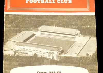 Wolverhampton Wanderers v Arsenal 02.01.1960