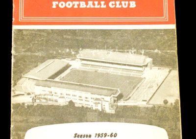 Leicester City v Arsenal 15.03.1960