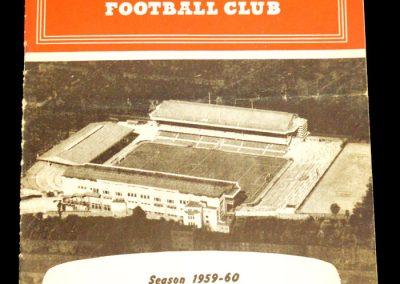 Fulham v Arsenal 15.04.1960