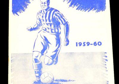 Colchester United v Brentford 12.10.1959