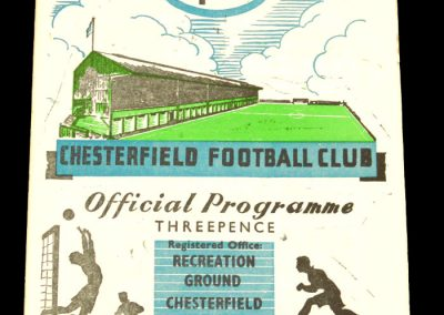 Chesterfield v Hull 01.01.1959