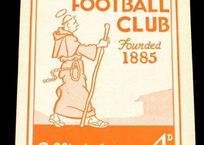 Southampton v Rochdale 02.02.1959