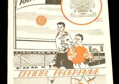 Fulham FC v Leyton Orient 14.02.1959