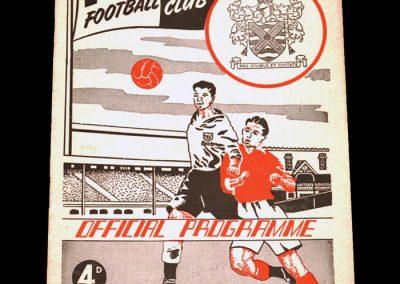 Fulham v Bolton Wanderers 11.03.1961
