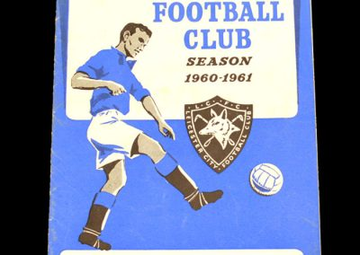 Wolverhampton Wanderers v Leicester City 14.09.1960