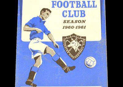 Tottenham Hotspur v Leicester City 17.09.1960