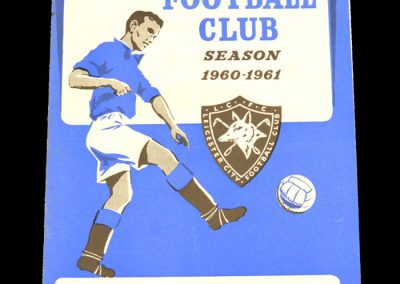 West Bromwich Albion v Leicester City 22.10.1960