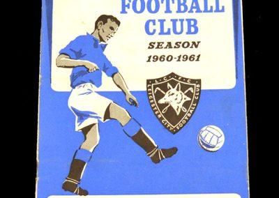 Nottingham Forest v Leicester City 03.12.1960