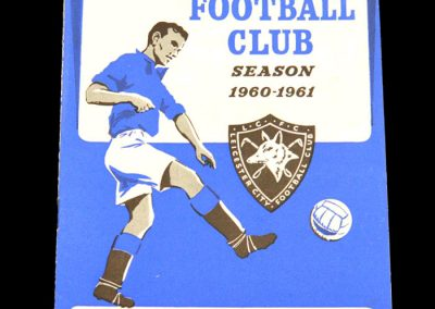 Bolton Wanderers v Leicester City 26.12.1960