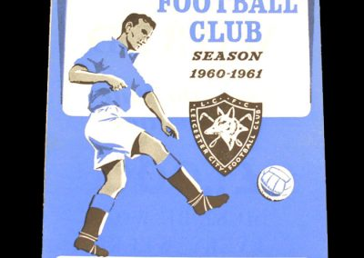 Newcastle United v Leicester City 11.02.1961
