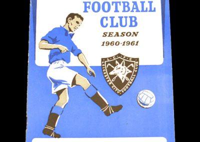 Aston Villa v Leicester City 19.04.1961