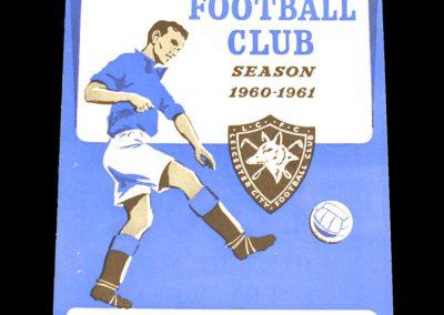 Manchester United v Leicester City 26.04.1961