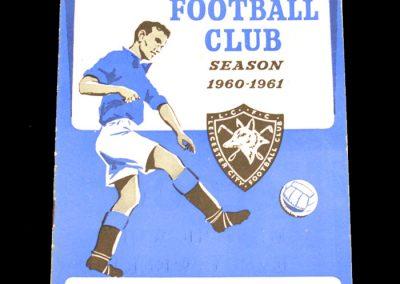 Birmingham City v Leicester City 29.04.1961