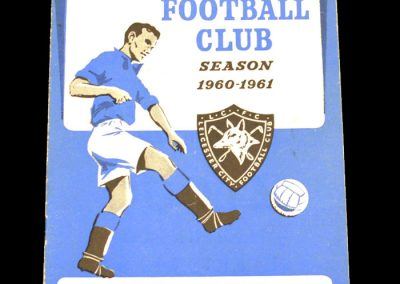 Birmingham City v Leicester City 22.02.1961   FA Cup 5th Round Replay