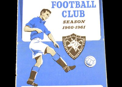 Barnsley v Leicester City 04.03.1961   FA Cup 6th Round