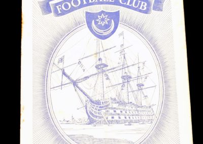 Portsmouth FC v Leeds United 09.03.1957