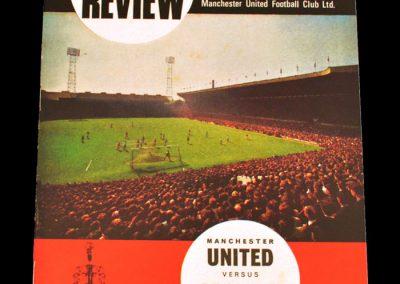 Arsenal v Manchester United 07.10.1967