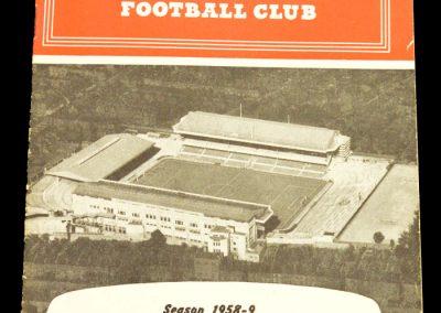 Arsenal v Chelsea 11.04.1959