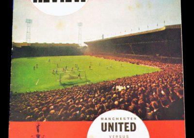 Chelsea v Manchester United 02.05.1968