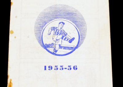 Colchester v Norwich 28.04.1956