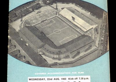 Liverpool v Manchester City 22.08.1962
